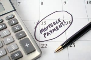 House payment in bankruptcy