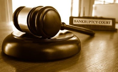 Bankruptcy and broke
