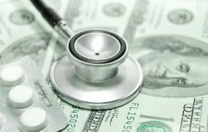 bankrupt medical debts