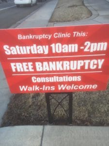 Saturday bankruptcy hours