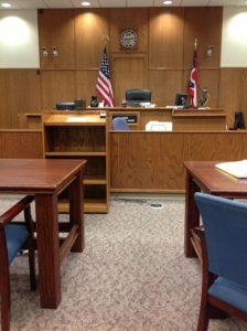 bankruptcy utah courtroom