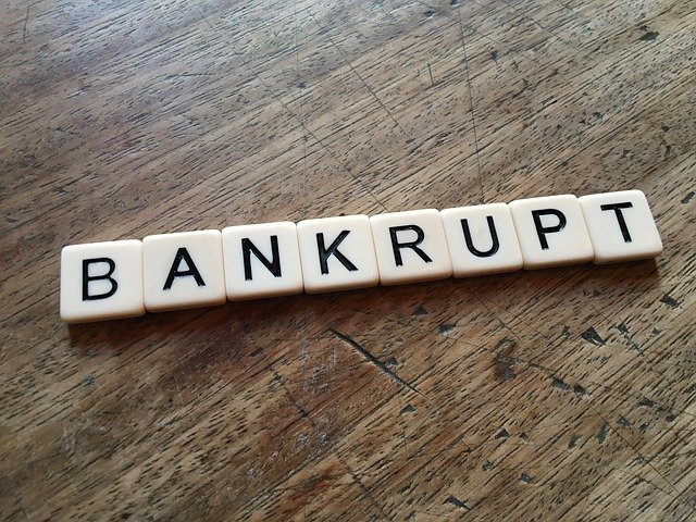 car and bankruptcy