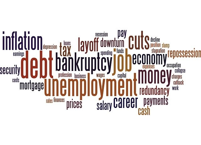 5 bankruptcy terms to know